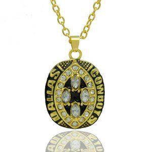 USA Dallas Cowboys 1993 Pendant Necklace